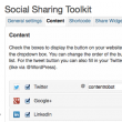 social-sharing-toolkit